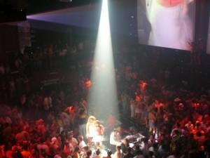 מסיבה במועדון הקוקו-בונגו במקסיקו